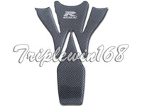 Wholesale Carbon Fiber Pattern Universal Motorcycle Tank Protector Pad Fit GSXR1000 GSX R TL1000R Hayabusa GSX1300R G0387