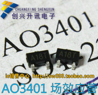 Other IC Other s  AO3401 India : A18T SMD transistor MOS FET SOT23 package