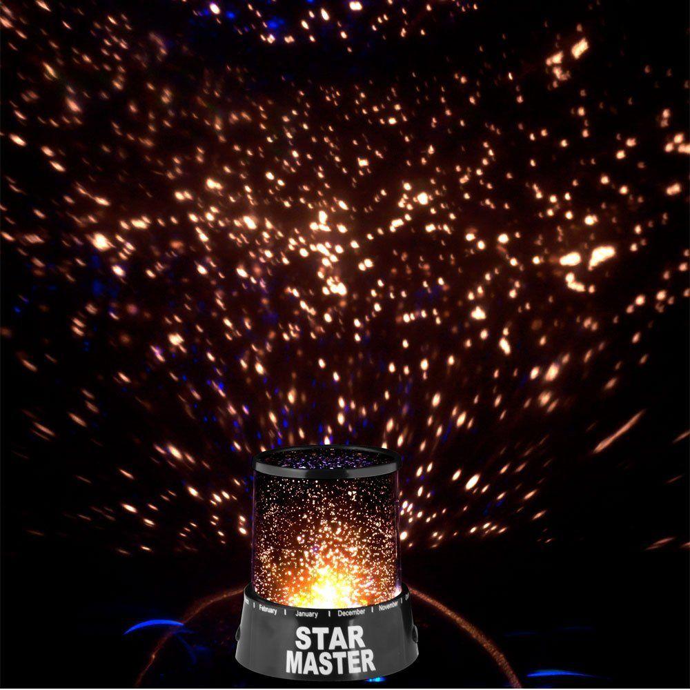 Night light projector lamp - 2017 New Dreamlike Colorful Star Master Night Light Novelty Amazing Led Sky Star Master Light Projector Lamp Night Lamp No Battery From Liulianglliang