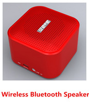 Wholesale Newest Wireless Mini Bluetooth Subwoofer Speaker with Card Function Speaker for iphone s samsung galaxy s4 s5