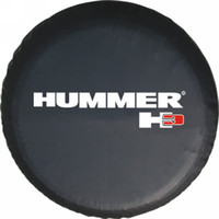 Wholesale quot Spare Tire Wheel Cover covers fit for Hummer H3 black color fit for cm mm pvc leather