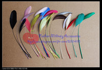 Wholesale New Arrival quot quot Cocktail Fetaher Coq Feather Chicken Feather Color