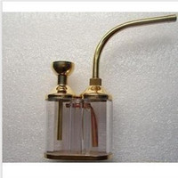 other Freestyle China New dual filter multifunction copper hookah water pipe water pipe skating professional supplies