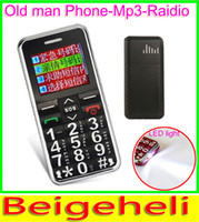 Wholesale Radiation resistant phone GSM old man and Student mobile phone keyboard big speakers large big long standby