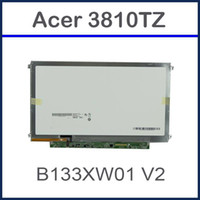 Wholesale 13 quot x768 LED Screen B133XW01 V2 for ACER ASPIRE TIMELINE TZ LCD LAPTOP