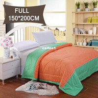 Full Adults 100% Cotton 2014 New! Cotton Wave point quilt comforter 150*200 Summer Duvet Bedspread bedding Full size