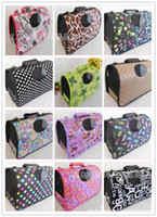 Wholesale Fashion High Quality Waterproof Pet Carriers Travel Bag Convenience Dog Carrier Bags Hot Selling