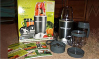 Wholesale AU EU US UK plugs NutriBullet NutriBullet Kitchen Appliance W Blender Mixer Extractor Blender Juicer Nutri Bullet v or v