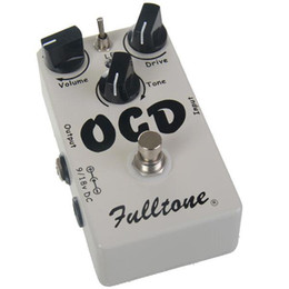 Wholesale Guitar Effect OCD NEW Arriving Pedal Ultimate Drive True Bypass MU0374