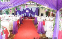wedding carpet  nonwoven fabric - 2015 RED Wedding Carpet Nonwoven Fabric Carpet M Wide wedding Runner For Wedding Party Decoration Meters roll