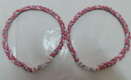 Ruban rose sein à vendre-2015 nouveau ruban de cancer du sein Échec au ruban rose pour le cancer du sein collier de caoutchouc de cancer du sein rose