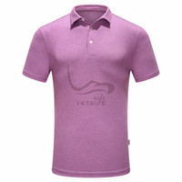 Wholesale new fashion style Brand men s short sleeve Cotton golf shirts in men s clothing in pluse size polo tees shirts