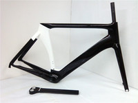 Road Bikes Carbon Fibre UD on sale!Cervelo Bicycle carbon frame S5 BLACK WHITE team VWD road carbon fiber frame+fork+aero seatpost+clamp+headset, PINARELLO LOOK TIME
