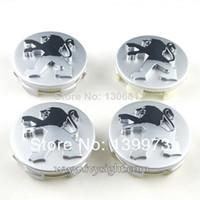 Wholesale Wheel Center Hub Cap mm Fit Peugeot