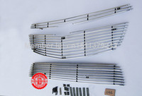 Wholesale High quality stainless steel Front Grille Around Trim Racing Grills Trim For Chevrolet Chevy Cruze