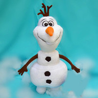 Wholesale Details about NEW ARRIVAL Frozen inches cm plush Olaf the Snowman Stuffed Toy Doll LC