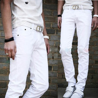 Wholesale Hot selling high quality Jeans men Vintage color fashionable casual jeans for men Size m xxl Men s jeans