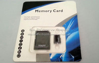 Wholesale gb Class Micro sd card TF Memory Card gb SDHC Cards Free Adapter Retail Packaging for mobile phone top360
