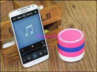 2 Universal HiFi Mini Camera Lens Super Bass Universal Bluetooth Speaker Wireless Speakers FM Radio TF Card Music Player For Tablets Phones MP3 high quality