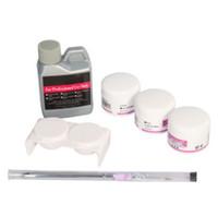 Wholesale OP Acrylic Powder Kits Nail Art DIY Decoration Set Nail Brush Holder Nail Wash Water Dappen Dish Nail Product