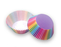 Wholesale cupcake paper Cake Cup liners baking cup muffin cases