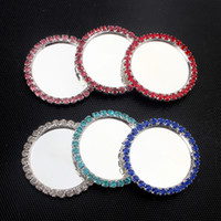 Wholesale 31 mm Assorted Bottle Chrome Linerless Blank Crown Caps for Pendant Flatback Alloy Charm Rhinestone Base Setting Planar Cameo Cabochon
