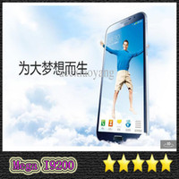 Wholesale Hot New listing maximum air gesture for Mega I9200 smart phone inches P HD screen MTK6589 Quad Android4 million h