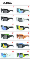 PC Sports Wayfarer Wholesale - 10 Pcs lot + New Arrivals AAA Quality Fashion Sunglasses Outdoor Sport SPY 3 Glasses Reflective Cycling Driving Retro Sunglasses
