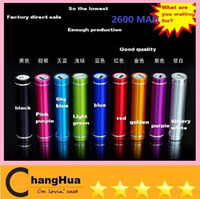 Yes   Wholesale - 2600ma Portable Mobile Phone Power Bank Emergency External Battery Charger panel USB for Galaxy S3 S4 selling cheap