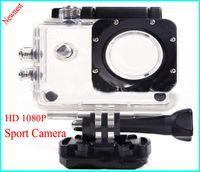 Wholesale Sports Helmet Camera P Full HD H MP Car Recorder Diving Bicycle Sport Camera Waterproof Sports Action Camcorder Car DVR SJ4000