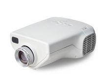 Wholesale New mini projector Mini P HD Multimedia LED Projector Home Cinema Video Support AV TV VGA HDMI