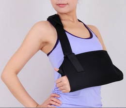 Wholesale Deluxe Adjustable Medical Soulder Arm Sling Clavicle Fracture Surgery Support