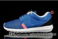Mesh shoes sports shoes - Roshe Run Men Running shoe sports leisure and comfortable run Roshe Run Shoes Sports Shoes Mesh man Free Run Sneakers ROSHE RUN NM BR M