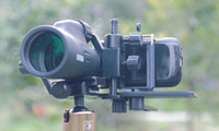 digital telescope - Universal Astronomical Telescope Digital Camera Metal Adapter Mount Smart Phone Bracket F9104A