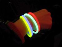 Wholesale 100 quot Premium Glow Stick Bracelets Party Pack pc