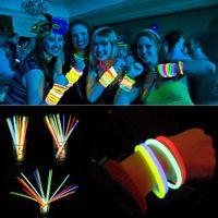 Wholesale Glow Stick Bracelets Assorted for Party Concert Light Bracelets Glowsticks light stick High Quality