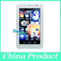 Wholesale 6 quot G Phone Tablet PC I6 MTK6572 Dual Core Android GPS bluetooth Dual Camera Single sim Phablet