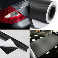 Wholesale 2014 cheap freeshipping CM d carbon fiber vinyl film durable car styling car sticker