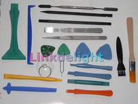 Wholesale New set in Opening Tools Repair Tools Phone Disassemble Tools set Kit Spudger Scraper for iPhone iPad HTC Cell Phone Tablet PC