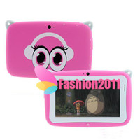 4. 3Inch Android 4. 2 OS Kids Tablet for Children with Wifi Du...