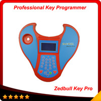 best buy spanish - 2016 Panic buying new version zed bull key programmer best price hot selling Zedbull DHL free In stock