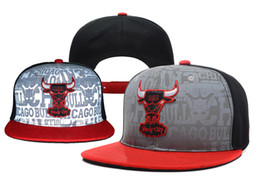 Wholesale Bulls Hats Brand New FIFTY Snapback Highly Reflective Surface Snap Back Hats Basketball Team Sport Caps Cheap Hats Best Outdoor Caps