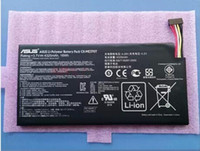 Wholesale Genuine Original Laptop Battery FOR Asus GOOGLE NEXUS GB Table PC battery C11 ME370T V wh mah