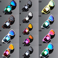 Wholesale 2014 Best Sale Multicolor sun glasses Cool Sport Cycling eyewear bicycle bike Motorcycle men fashion sunglasses models AAA Top Quality