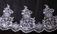 Cheap Two-Layer Bridal Veils Best 2.6 meter Cut Edge Veils
