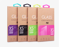 Wholesale iPhone S mm Tempered Glass Screen Protector for iphone6 s C S3 S4 S5 S6 edge Note plus