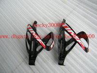 Wholesale Time Full Carbon Fiber Bottle Cage Mountain Road Bike Water Bottle Cages