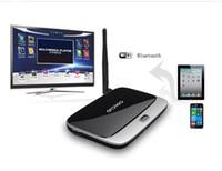 XBMC Instalada T-R42 Bluetooth RK3188 Quad Core Android Mini PC CS918 Google Smart TV CAJA 4.2 2GB de RAM DDR3 8GB WIFI de DHL EL ccsme