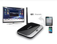Wholesale XBMC Installed T R42 Bluetooth RK3188 Quad Core Android Mini PC CS918 Google Smart TV BOX GB DDR3 RAM GB WIFI for DHL EMS Free
