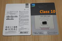 PRO 32 GB 64 GB 128 GB de clase 10 Micro SD TF tarjeta de memoria Blister paquete de tarjeta micro SD SDHC para PC tableta móvil 12 meses de garantía